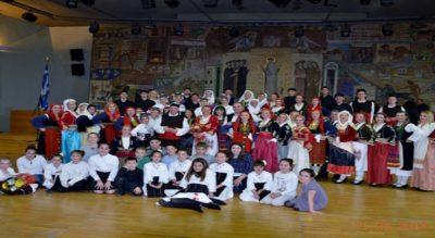 dance thessaloniki Macedonia