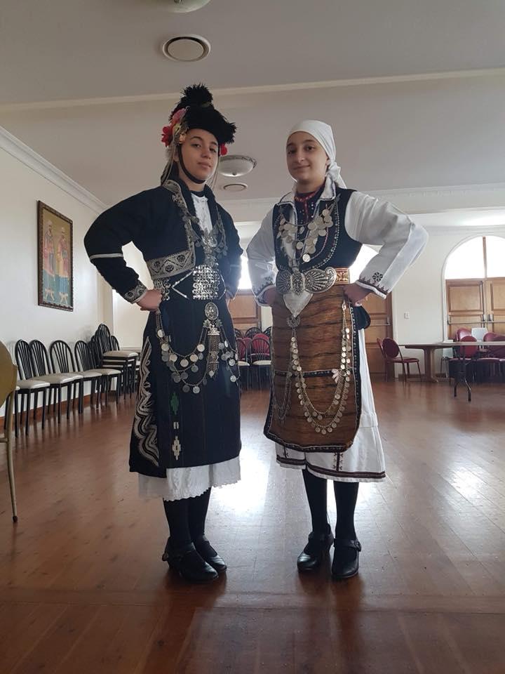 NEW SOUTH VALES GREEK PARADOSI